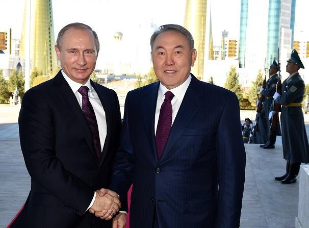 putin-nazarbayev11