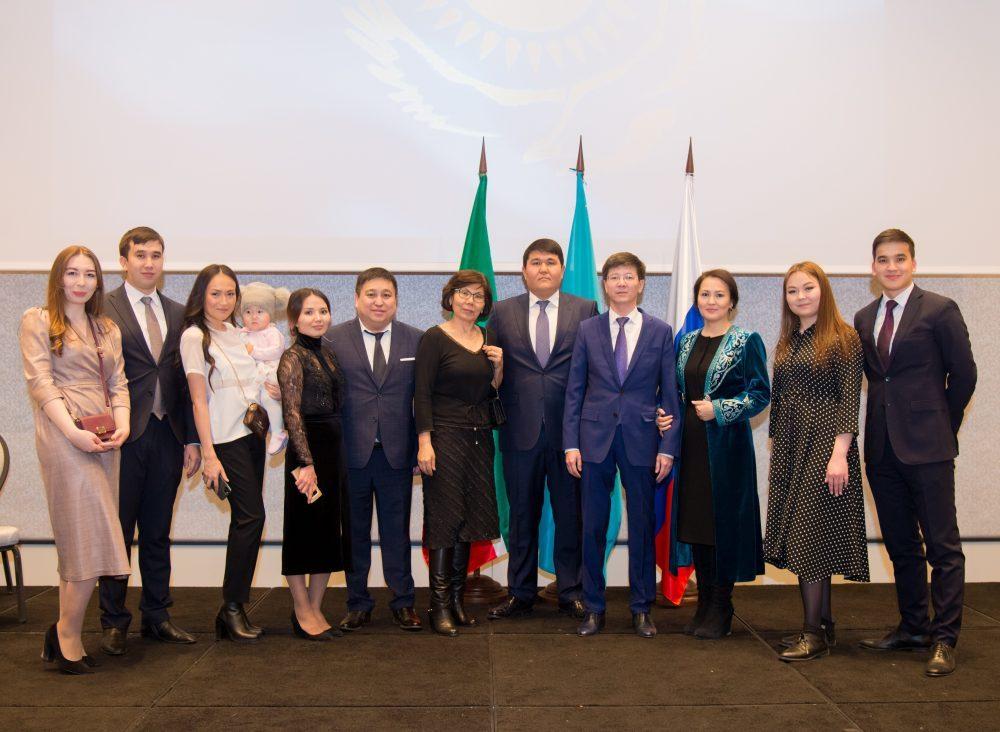 В Казани состоялся прием по случаю Дня Независимости Республики Казахстан