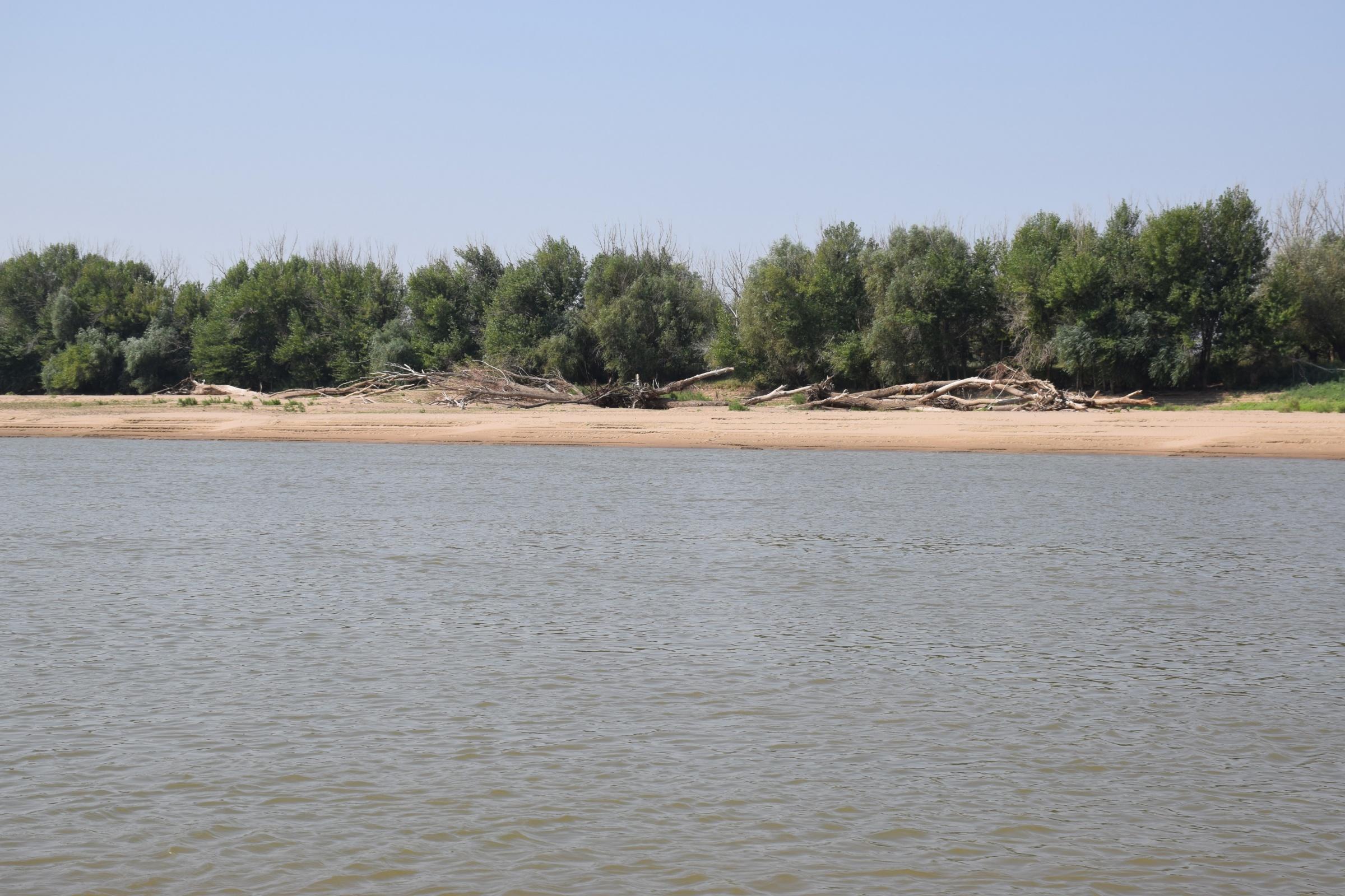 Казахстан и Россия сформируют экспертную группу для исследования реки Урал