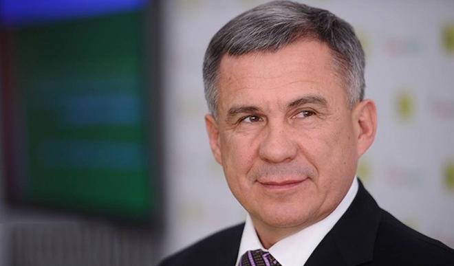 Президент Татарстана присоединился к челленджу #abai175