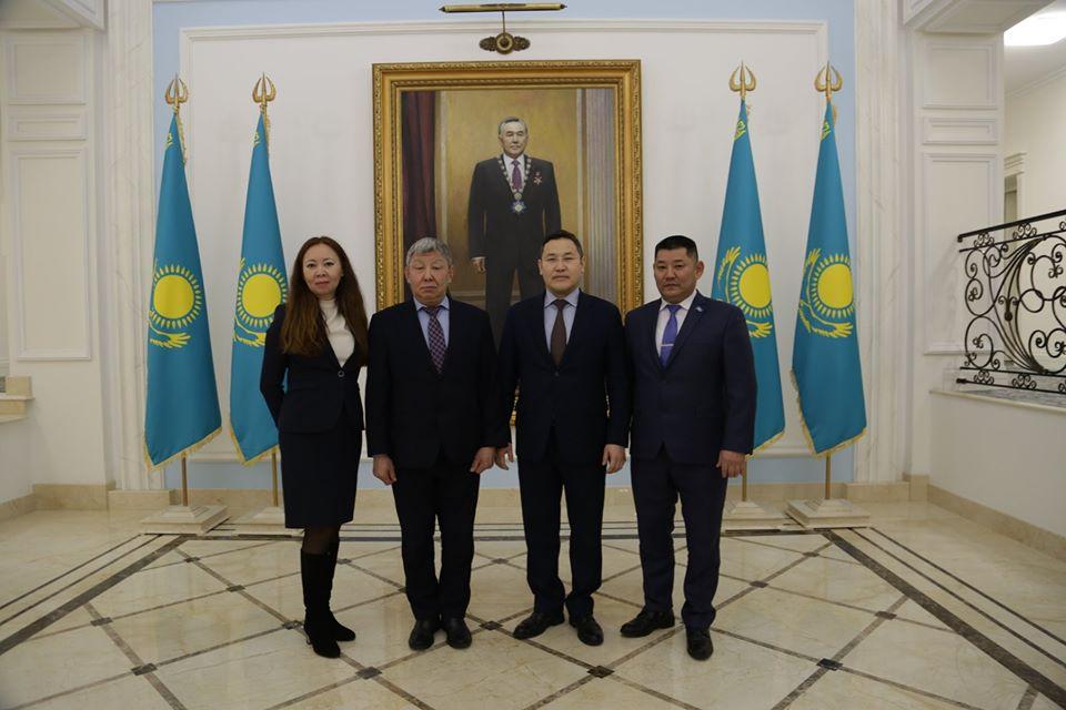 Делегация Якутии обсудила в Посольстве совместные с РК проекты