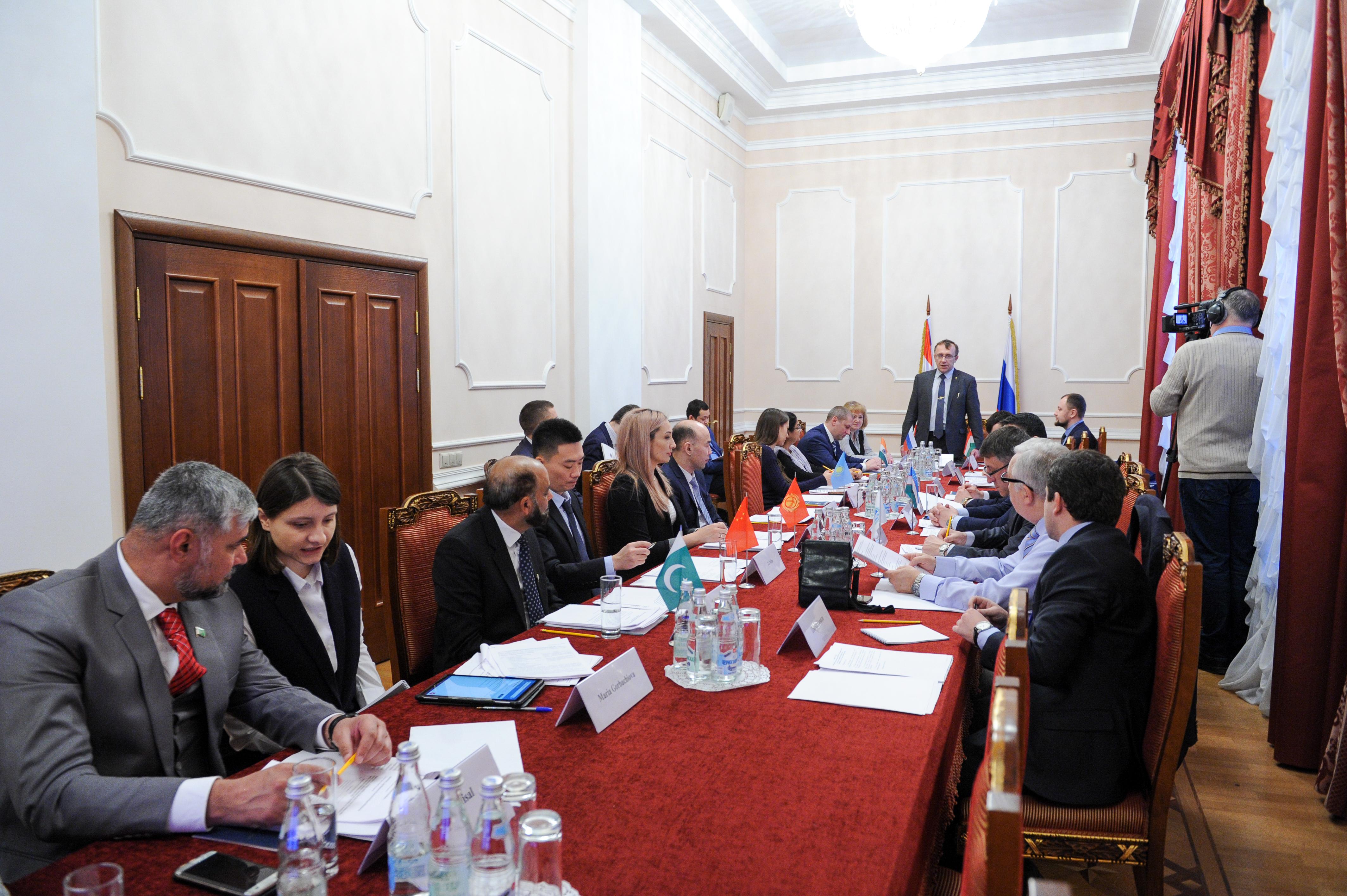 В Москве прошло заседание экспертов по борьбе с наркотиками государств-членов ШОС