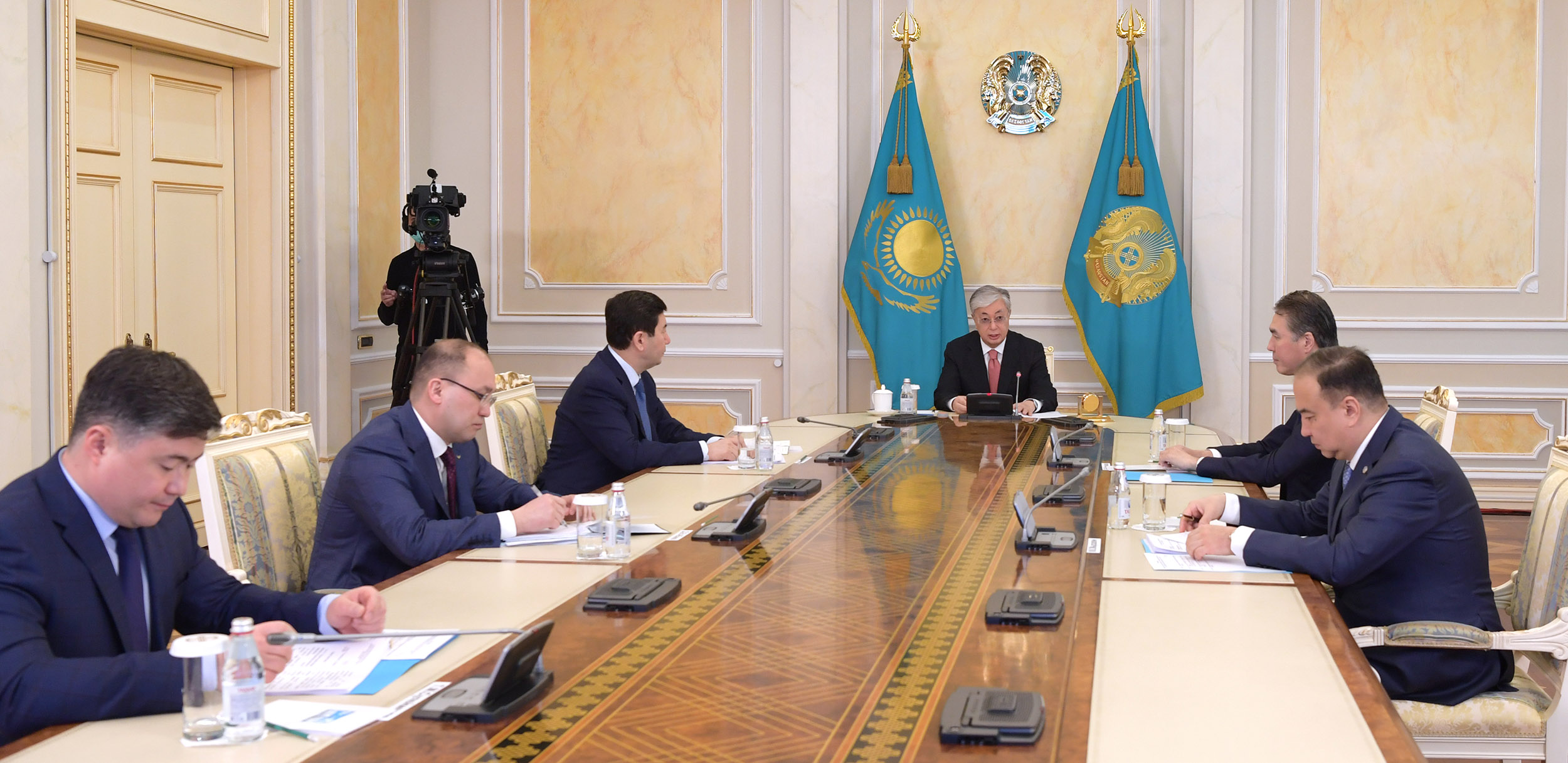Выступление Главы государства на заключительном заседании Государственной комиссии по чрезвычайному положению