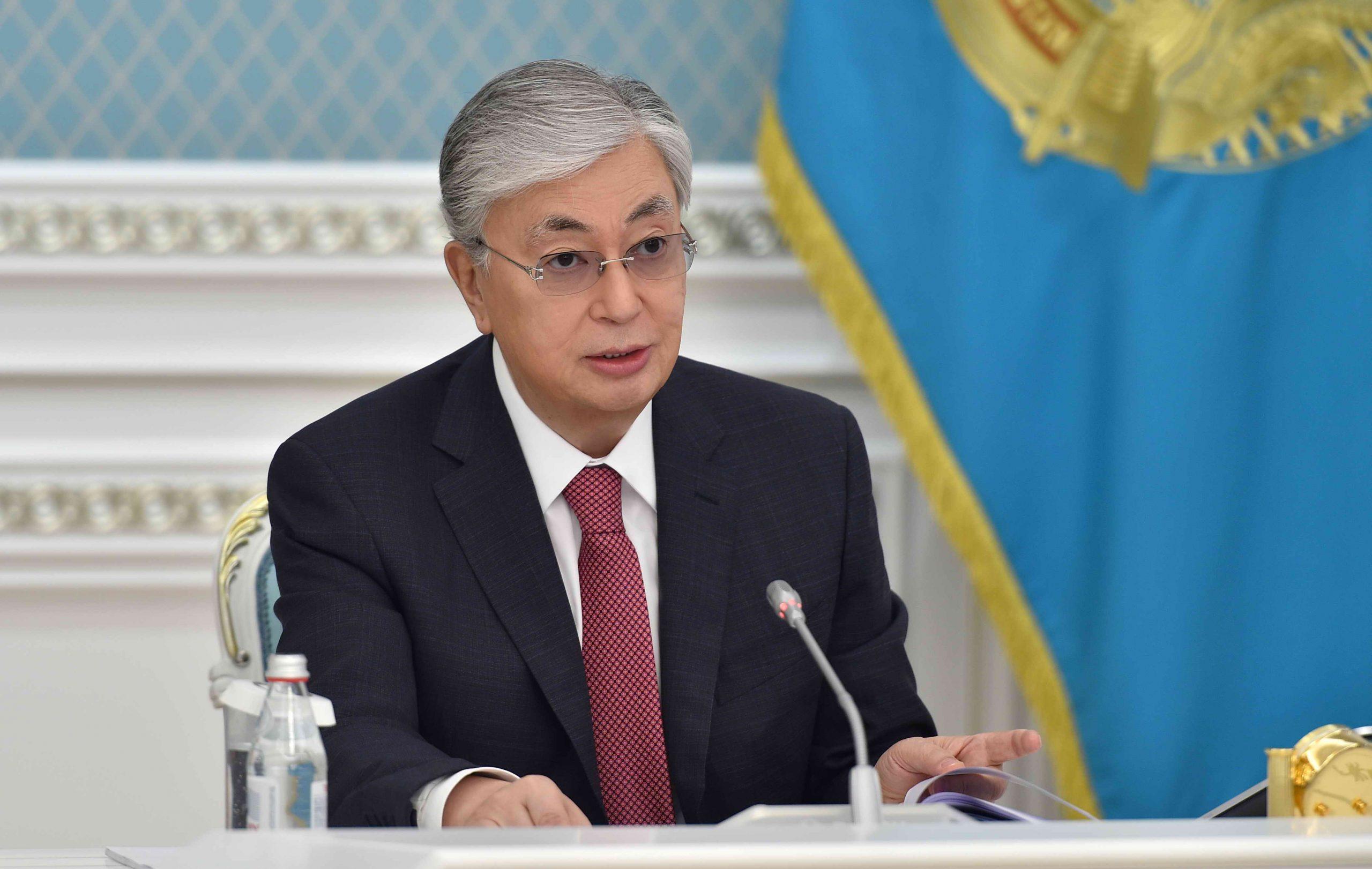 Президент Касым-Жомарт Токаев принял участие в заседании Высшего Евразийского экономического совета