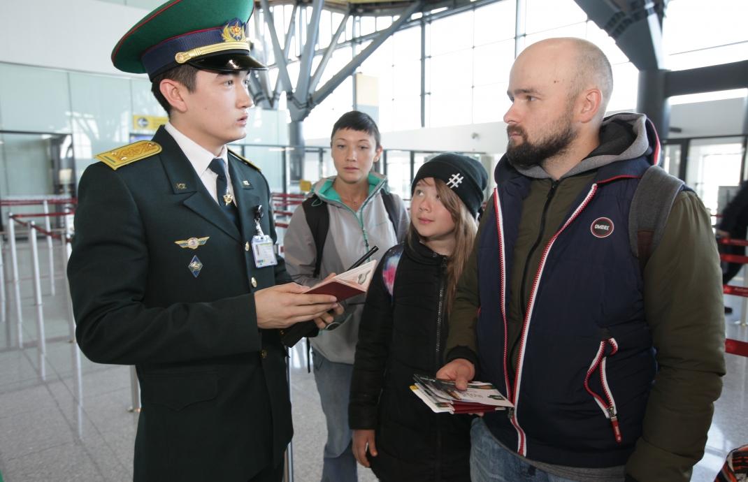 Правила въезда в Казахстан на период карантинных ограничений