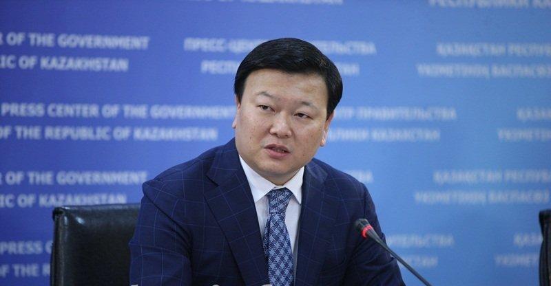 Алексей Цой назначен министром здравоохранения Казахстана