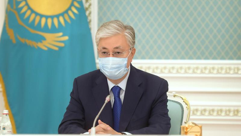 Обращение Главы государства Касым-Жомарта Токаева