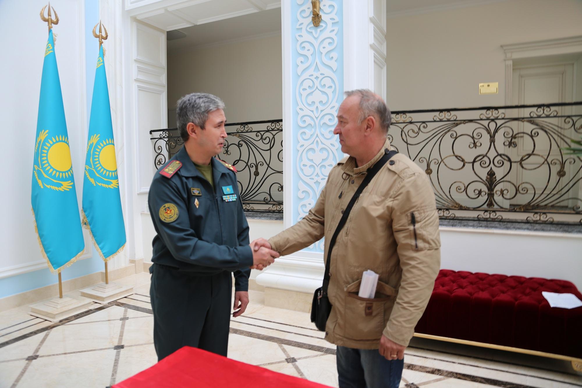 Останки погибших в годы войны казахстанцев похоронят на Родине