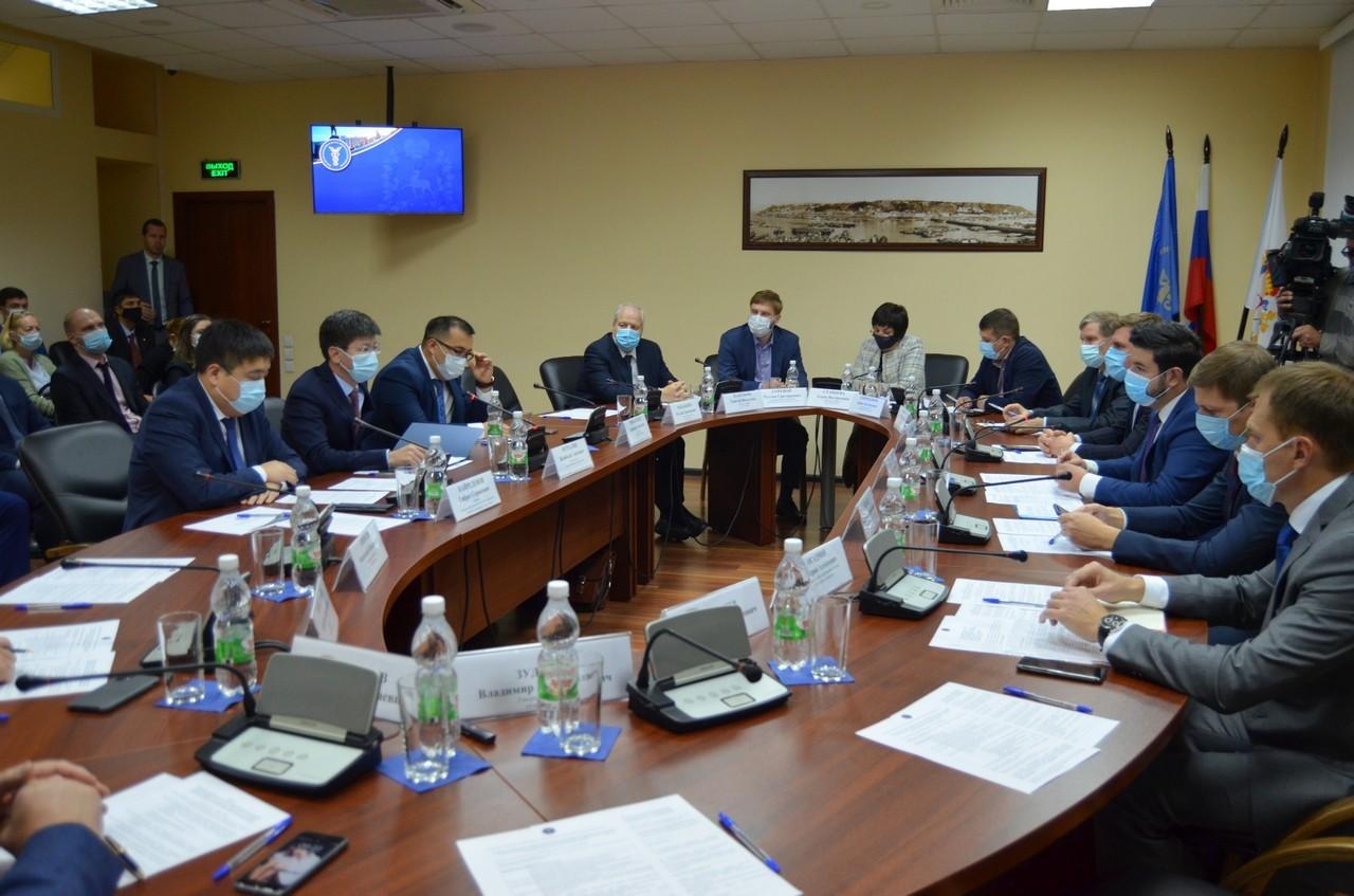 Казахстанская делегация посетила Нижегородскую область