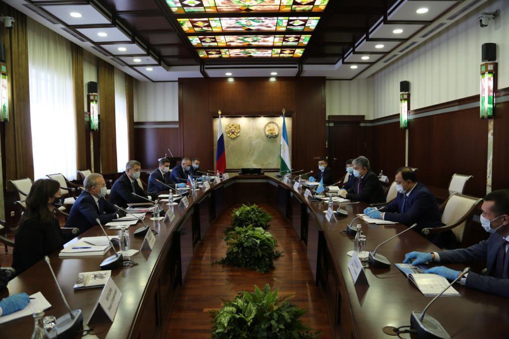 Казахстан и Башкортостан: потенциал сотрудничества не исчерпан