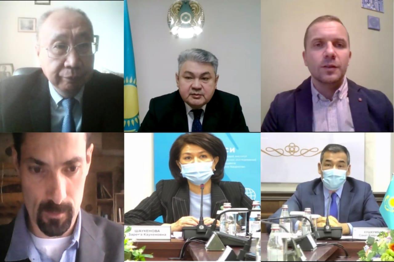 Казахстанские и российские эксперты обсудили повестку двусторонних отношений