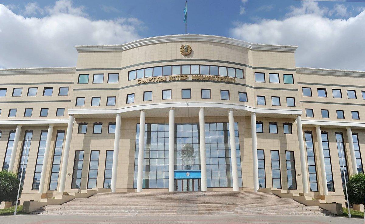 2020 год во внешней политике Казахстана