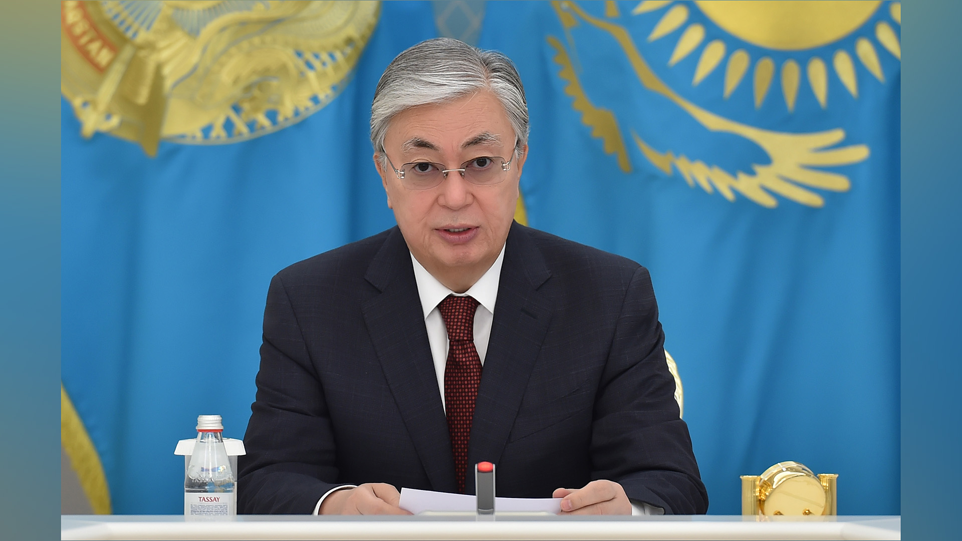 Обращение Президента РК Касым-Жомарта Токаева к главам государств-членов ЕАЭС