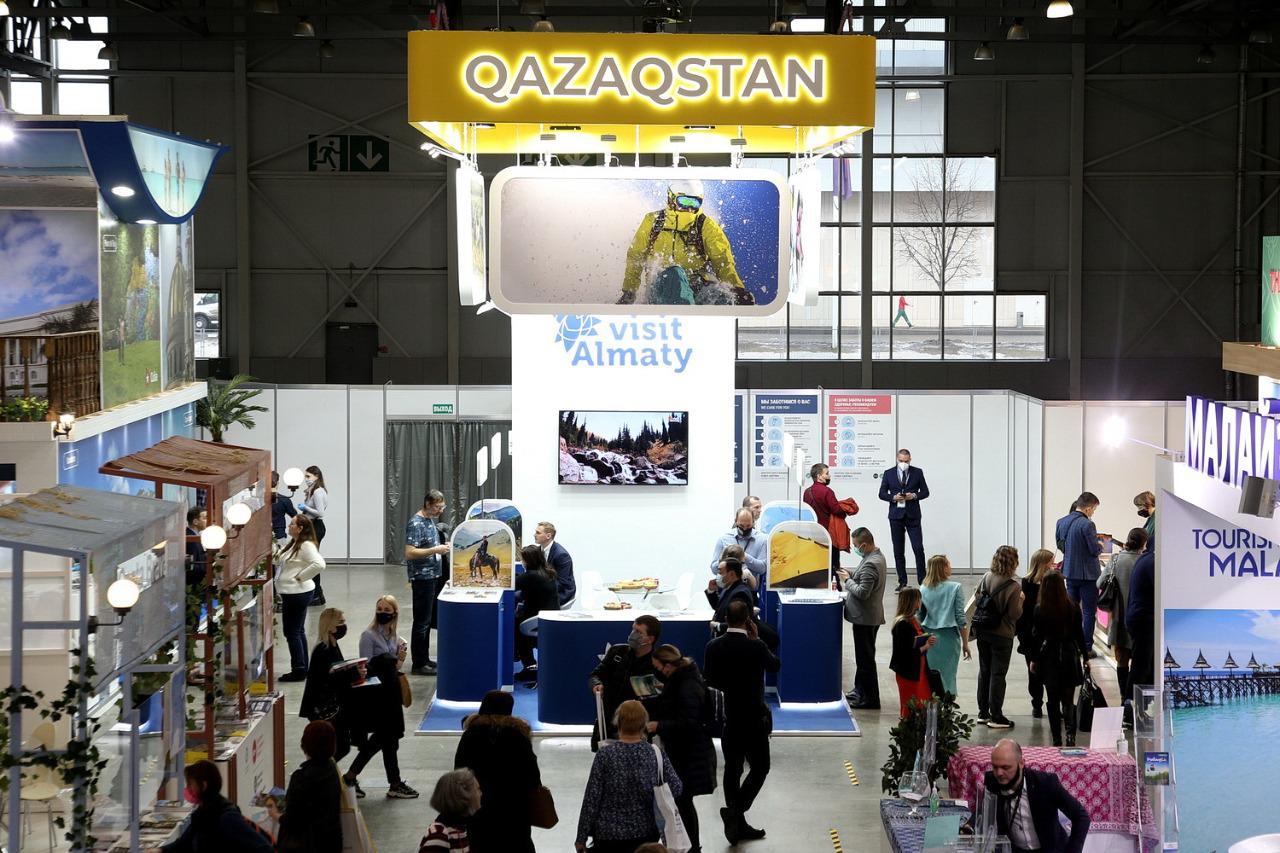 Туристические возможности Алматы представлены на выставке в Москве