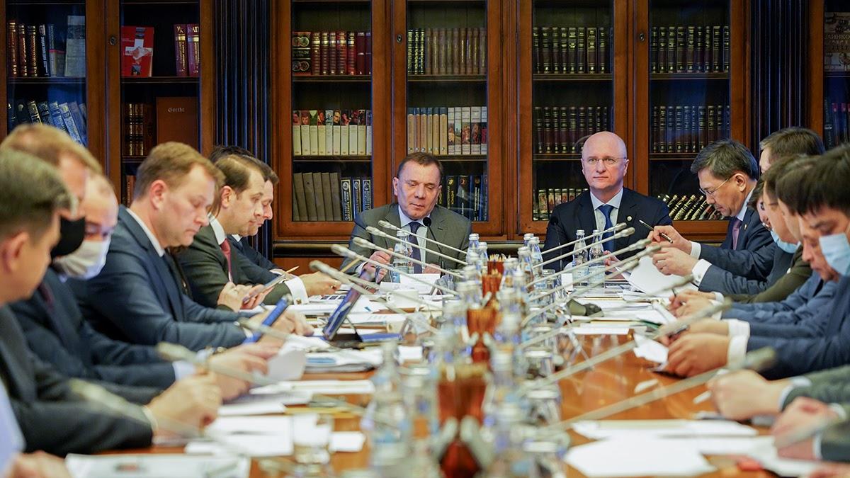 Вице-премьеры РК и РФ рассмотрели актуальные вопросы двустороннего сотрудничества в области промышленной кооперации