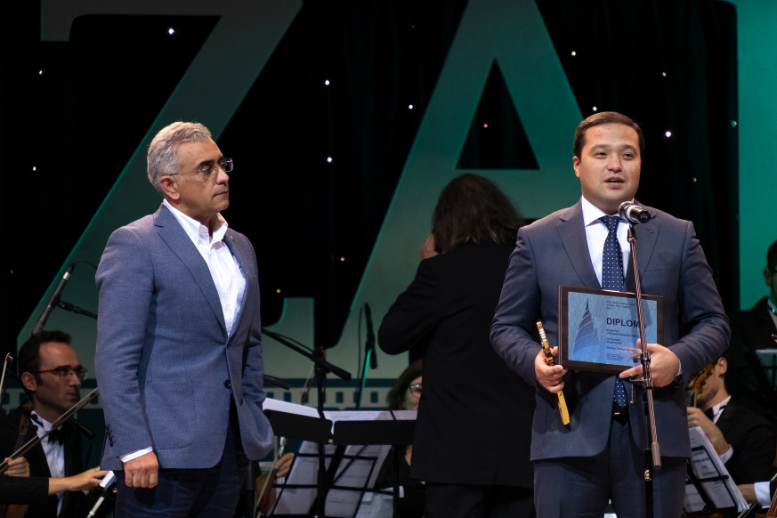 Генеральное консульство приняло участие в закрытии XVII Казанского фестиваля мусульманского кино, где казахстанский фильм выиграл гран-при
