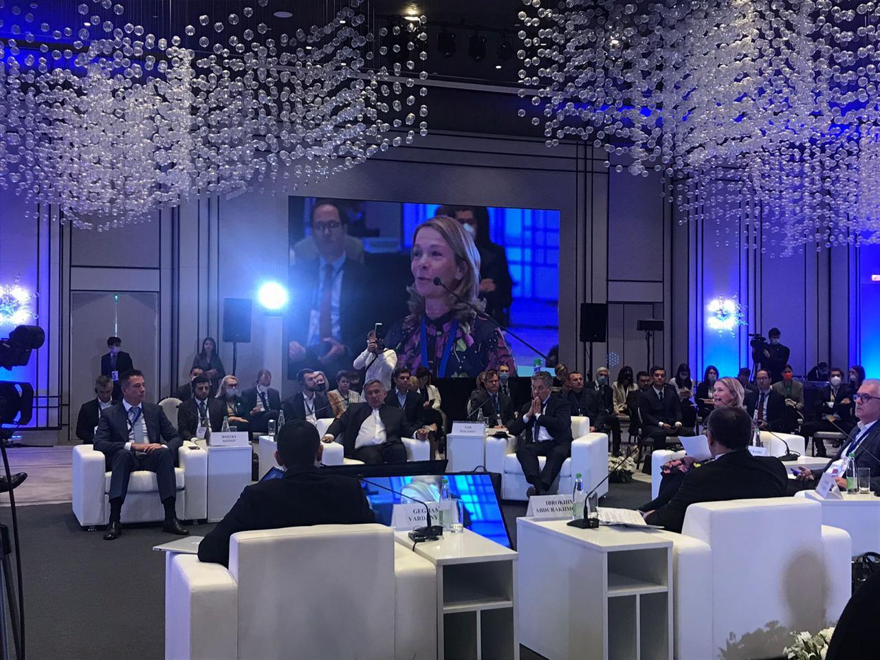 Генеральное консульство РК в Казани приняло участие в XXIV конференции TCI
