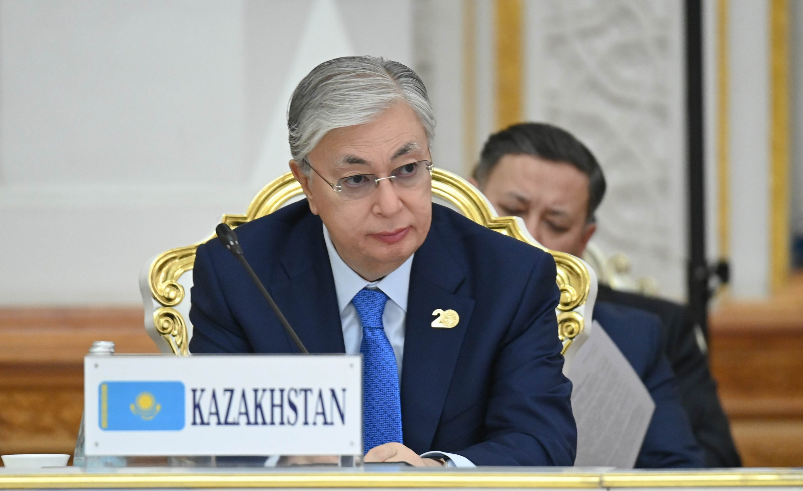 Президент Казахстана принял участие в совместном заседании глав государств-членов ОДКБ и ШОС