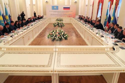 20-е заседание Межправительственной комиссии по сотрудничеству между РФ и РК