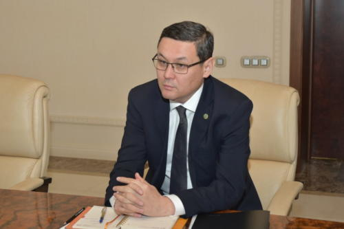 Генконсул Казахстана встретился с Премьер-министром Республики Татарстан