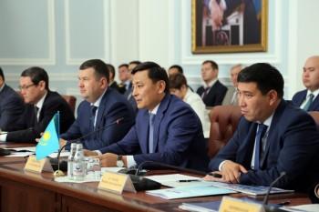 Президент Татарстана посетил город Уральск Западно-Казахстанской области