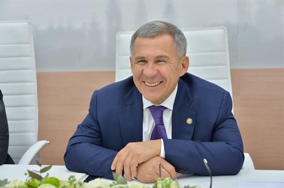 Рустам Минниханов: Татарстан и Казахстан будут развивать взаимное сотрудничество