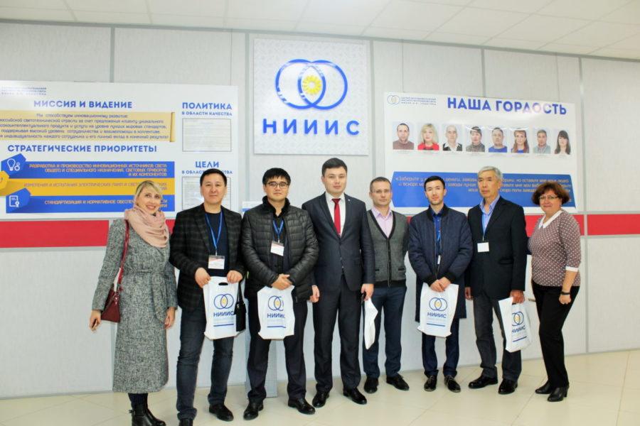 Казахстан изучает светотехнический потенциал Мордовии