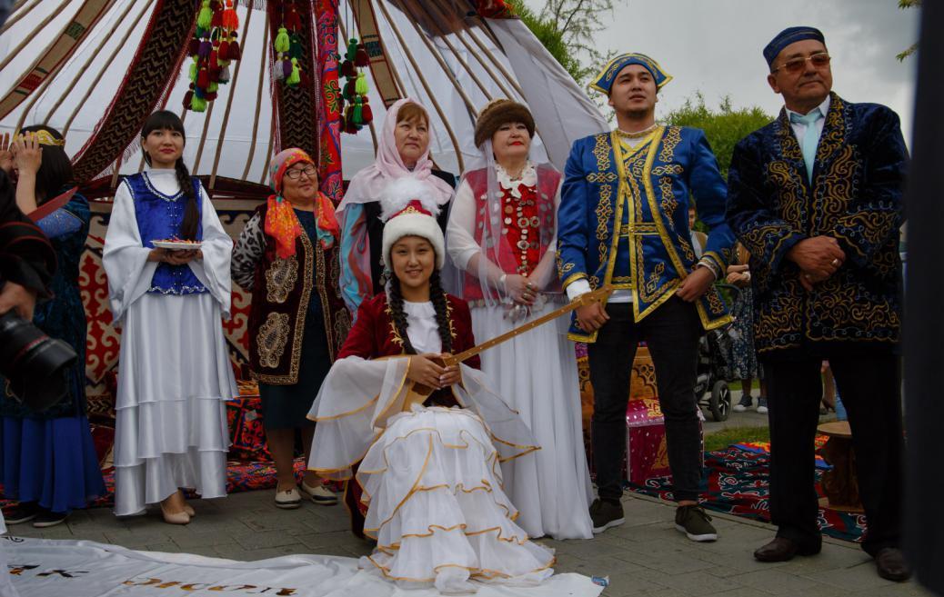 Дни казахской культуры стартуют в Тюменской области