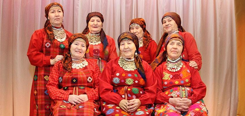 """Бурановские бабушки"" спели на казахском языке"