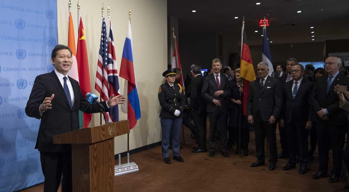 Казахстан инициировал новую традицию в Совбезе ООН