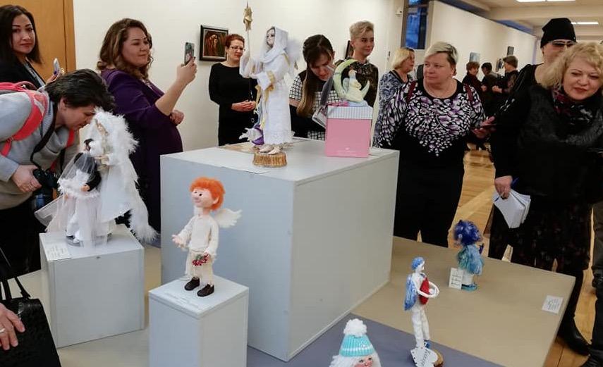 В Алматы открылась казахстанско-российская благотворительная выставка