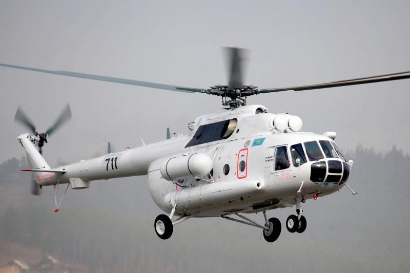 Казахстан и Россия заключили контракт на сборку вертолетов