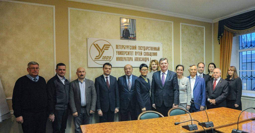 Транспортные ВУЗы Казахстана и России укрепляют сотрудничество