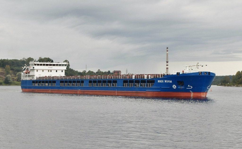 Қазақстандық флот Ресейдің ішкі су жолдары арқылы ашық теңізге шыға алатын болды