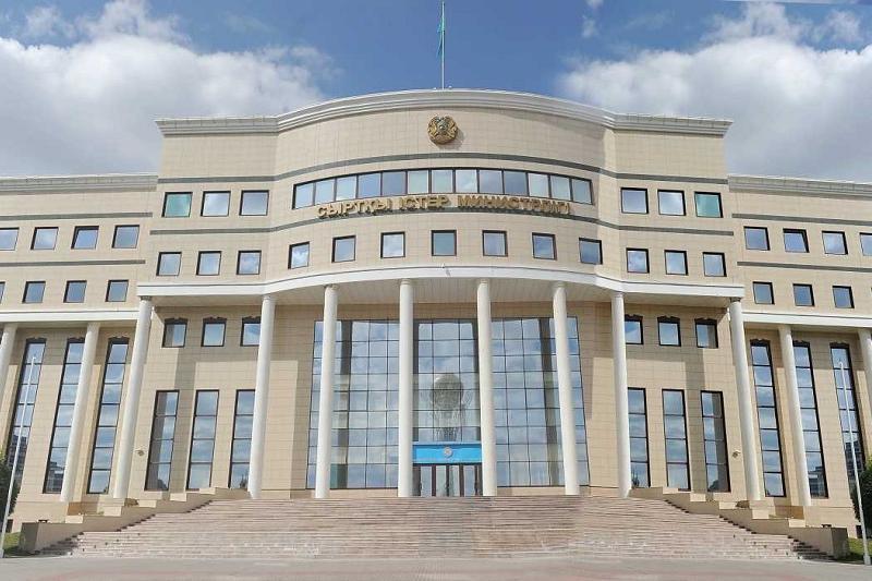 ҚР СІМ АҚШ пен Ресейдің зымырандарды жою шартын тоқтатуына қатысты мәлімдеме жасады
