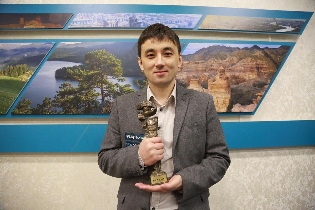Казахстанский журналист стал лауреатом фестиваля спортивных фильмов в России