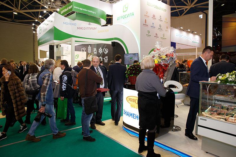 Казахстанские компании участвуют в продовольственной выставке в Москве