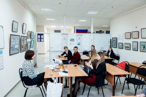 Актюбинские магистранты прошли стажировку в Оренбургском университете