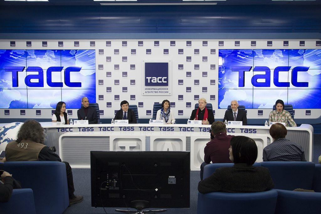 В Москве прошла пресс-конференция, посвященная гастролям театра «Астана Опера»