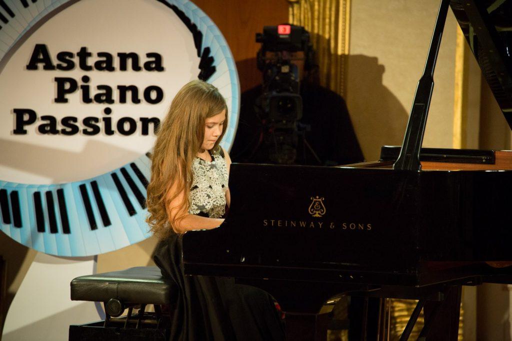 В Нур-Султане стартовал конкурс молодых пианистов Astana Piano Passion