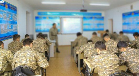 РФ примет на обучение еще 170 военнослужащих из Казахстана