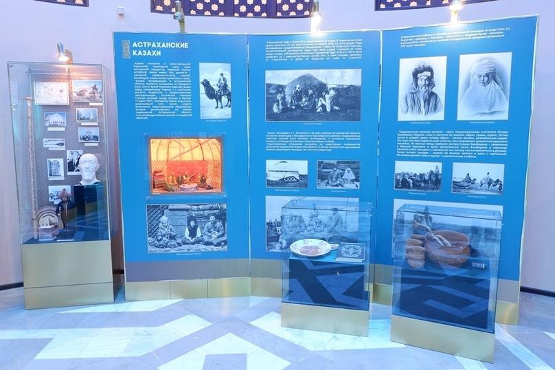 В музее Курмангазы в Астраханской области открывается обновлённая экспозиция