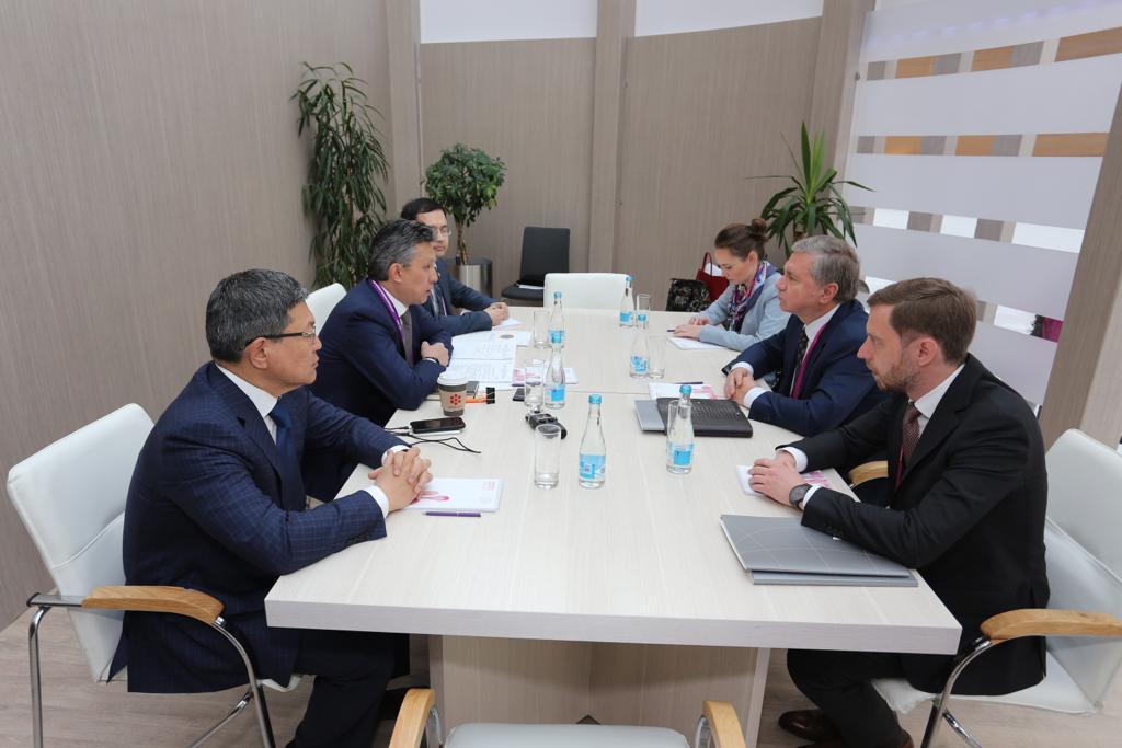 Нур-Султан и Москва разработают программу сотрудничества на ближайшие годы