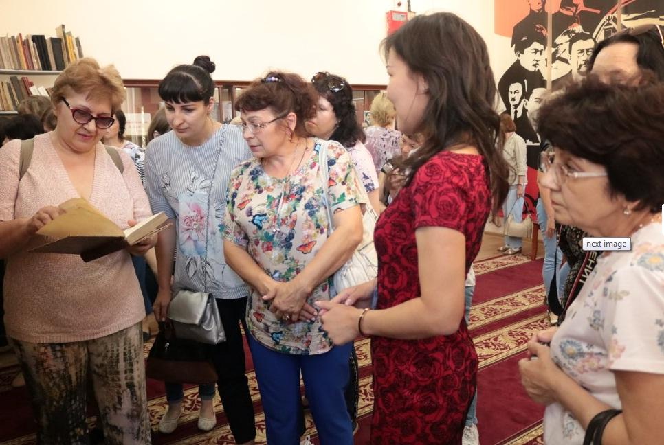 Библиотекари ВКО и Алтайского края укрепляют дружественные связи