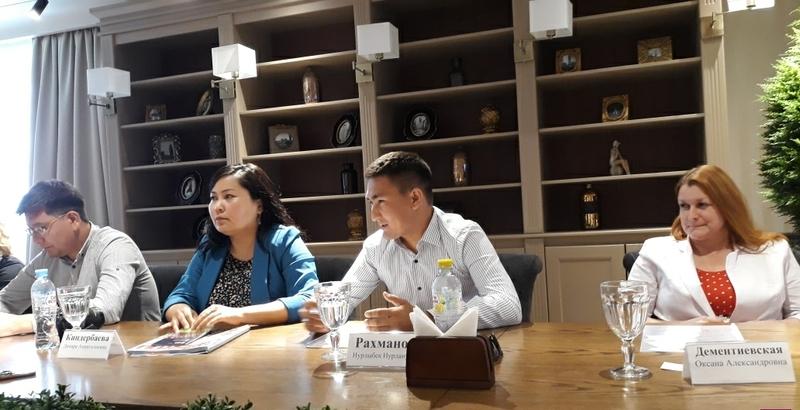 В Саратове предложили создать национальный казахский кемпинг