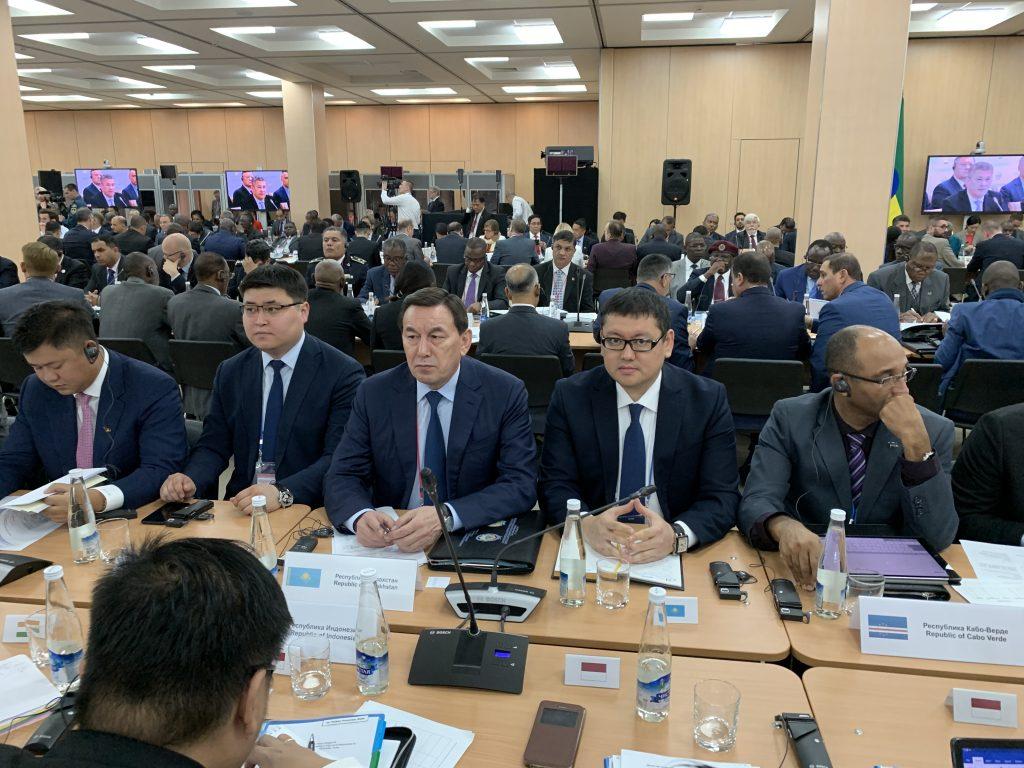 Секретарь Совбеза РК К.Касымов принял участие в международном совещании в Уфе