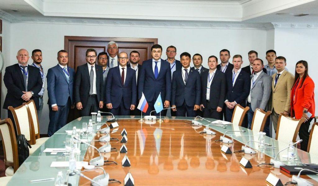 В Нур-Султане проходит бизнес-миссия Удмуртской Республики в Казахстане
