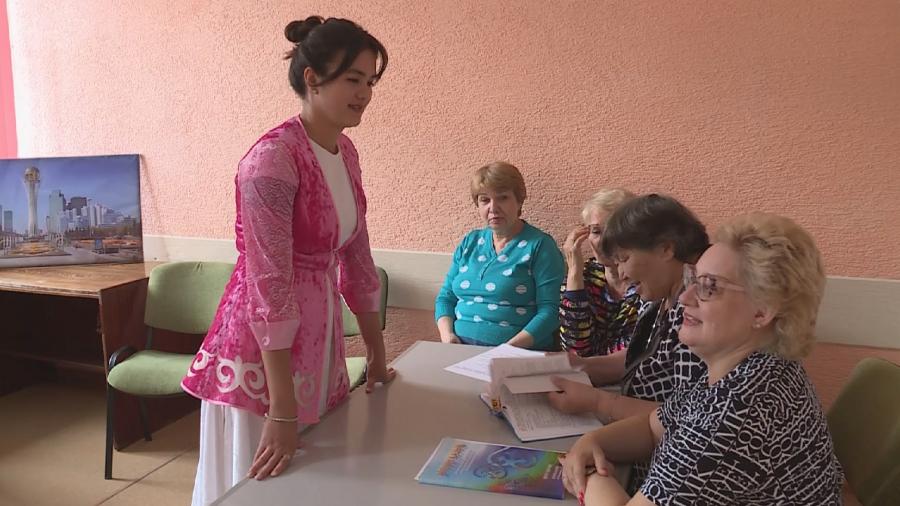 В Челябинской области поддержали эстафету #Аbai175