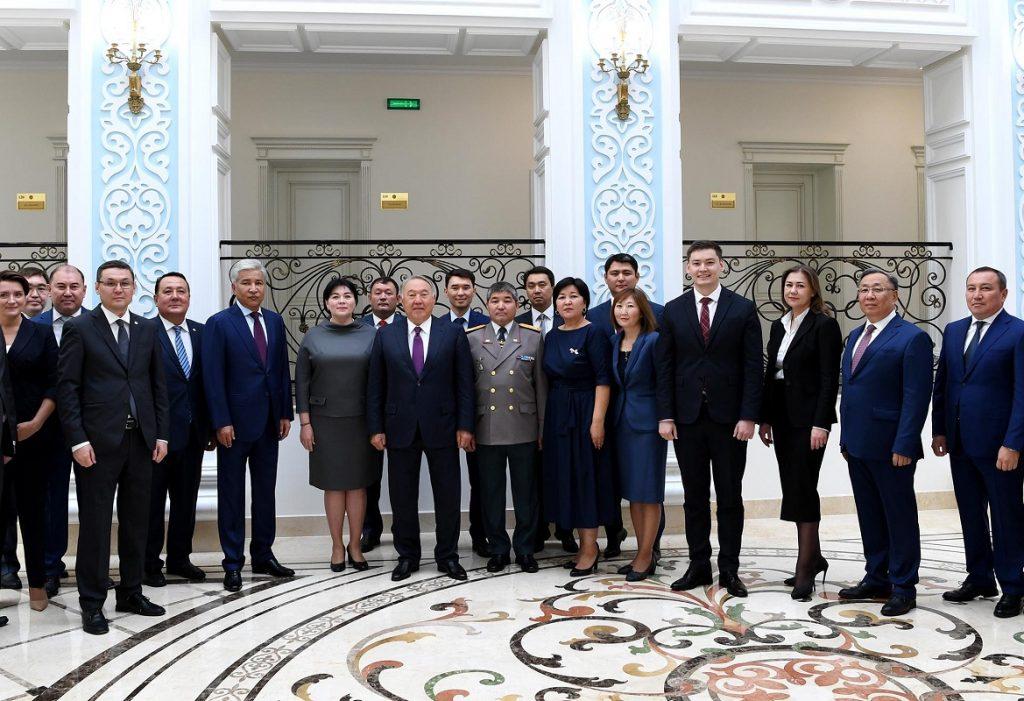 Нұрсұлтан Назарбаев Қазақстан Республикасының Ресей Федерациясындағы Елшілігінде болды