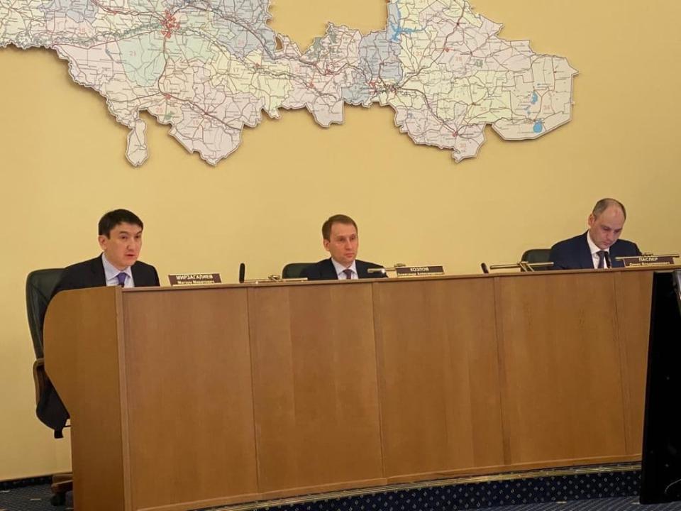 Министры экологии Казахстана и России обсудили совместные меры в области охраны окружающей среды и рационального природопользования